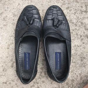Giorgio Brutini Leather Loafers